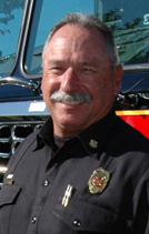 Fire Chief Stedman