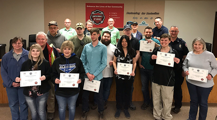CERT Grads and Instructors WEB