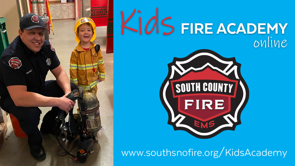 kids fire academy